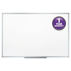 Mead® Dry Erase Board with Aluminum Frame