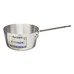 "Adcraft® Sauce Pan, Aluminum, 5 qt, 9 1/4"" Dia"