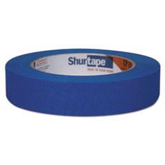 "Duck® Color Masking Tape, .94"" x 60 yds, Blue"