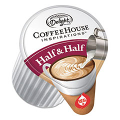 International Delight® Coffee House Inspirations Half and Half, 0.38 oz, 180/Carton