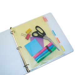 Angler's Zip-All Ring Binder Pocket