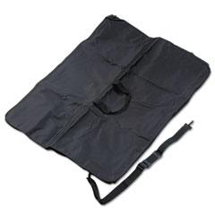 Quartet® Presentation Easel Carrying Case, Ballistic Nylon, 32 x 42, Black