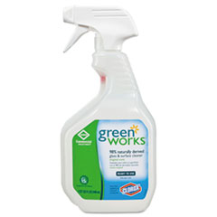 Green Works® Glass & Surface Cleaner