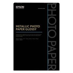 Epson® Professional Media Metallic Glossy Photo Paper