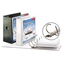 Cardinal® ExpressLoad™ ClearVue™ Locking D-Ring Binder