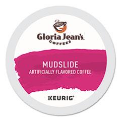 Gloria Jean's® Mudslide Coffee K-Cups, 24/Box