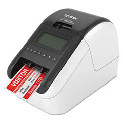 Brother QL820NWB Professional Ultra Flexible Label Printer with Multiple Connectivity Options