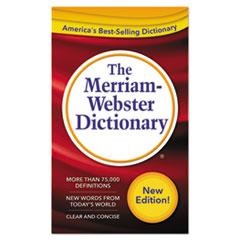 Merriam Webster® Dictionary