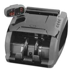 SteelMaster® 4800 Currency Counter, 1080 Bills/Min, 9 1/2 x 11 1/2 x 8 3/4, Charcoal Gray