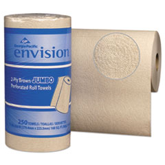 Georgia Pacific® Professional Pacific Blue Basic™ Jumbo Perforated Paper Towel Roll Thumbnail