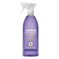 Method® All-Purpose Cleaner, French Lavender, 28 oz Bottle