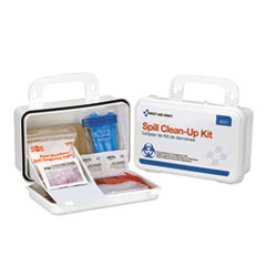 First Aid Only™ BBP Spill Cleanup Kit Thumbnail