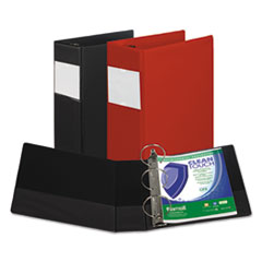 Samsill® Clean Touch™ Locking Round Ring Reference Binder Protected with an Antimicrobial Additive