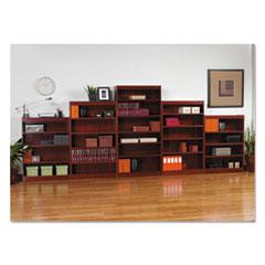 Alera® Veneer Square Corner Bookcase