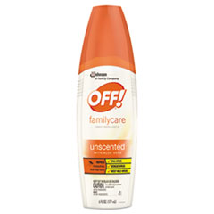 OFF!® FamilyCare Spray Insect Repellent Thumbnail
