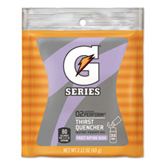 Gatorade® Original Powdered Drink Mix, Riptide Rush, 2oz Packets, 144/Carton