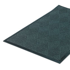 Crown Super-Soaker Diamond Mat, Polypropylene, 36 x 120, Slate
