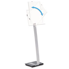 Durable® Info Sign Duo Floor Stand
