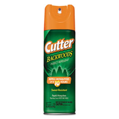 Diversey™ Cutter Backwoods Insect Repellent Spray, 6 oz Aerosol, 12/CT