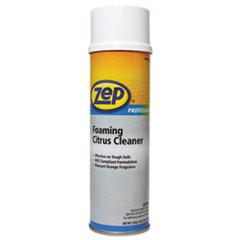Zep Professional® Foaming Heavy Duty Degreaser, Citrus Scent, 24 oz Aerosol, 12/Carton