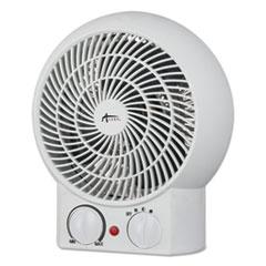 """Alera® Heater Fan, 8 1/4"""" x 4 3/8"""" x 9 3/8"""", White"""