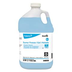 Diversey™ Suma Freeze D2.9 Floor Cleaner, Liquid, 1 gal, 4 per carton