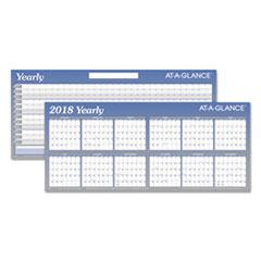 AT-A-GLANCE® Large Horizontal Erasable Wall Planner Thumbnail