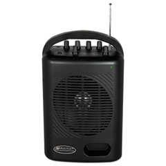 AmpliVox® Power Pod PA, 50W, Black