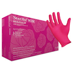SemperGuard® StarMed® ROSE Gloves Thumbnail
