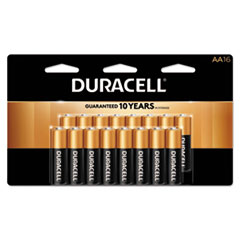 CopperTop Alkaline AA Batteries, 16/Pack