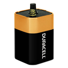 Duracell® Coppertop Alkaline Lantern Battery, 908, 1/EA