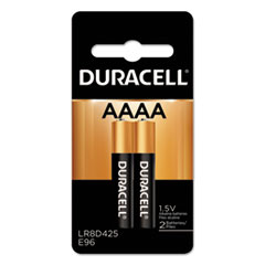 Duracell® Ultra Photo AAAA Battery, 2/PK