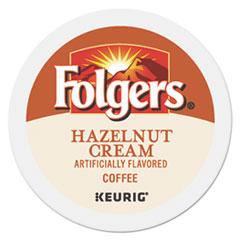 Folgers® Hazelnut Cream Coffee K-Cups, 24/Box