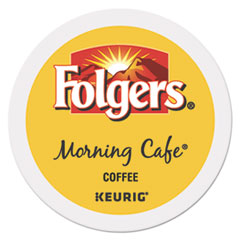 Folgers® Morning Café Coffee K-Cups, 24/Box