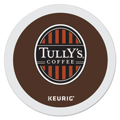Tully's Coffee® House Blend Decaf Coffee K-Cups®