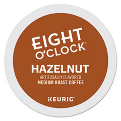 Eight O'Clock Hazelnut Coffee K-Cups®
