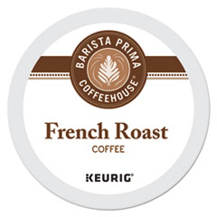 Barista Prima Coffeehouse® French Roast K-Cups® Coffee Pack