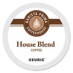 Barista Prima Coffeehouse® House Blend Coffee K-Cups, 24/Box