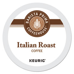 Italian Roast K-Cups Coffee Pack, 24/Box
