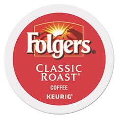 Folgers® Gourmet Selections Classic Roast Coffee K-Cups, 96/Carton