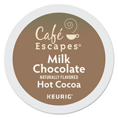 Café Escapes® Milk Chocolate Hot Cocoa K-Cups® Thumbnail