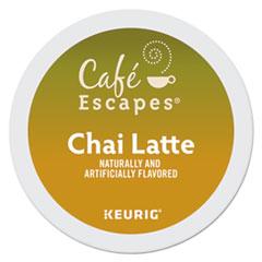 Café Escapes® Café Escapes Chai Latte K-Cups, 24/Box