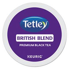 Tetley® British Blend Tea K-Cups