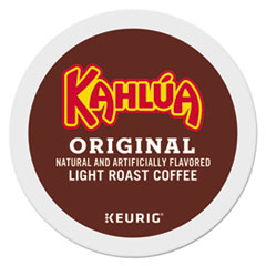 Kahlúa® Kahlua Original K-Cups, 24/Box, 4 Box/Carton