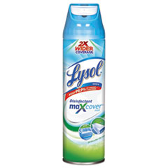 LYSOL® Brand Max Cover Disinfectant Mist, Garden After Rain, 15 oz Aerosol Spray