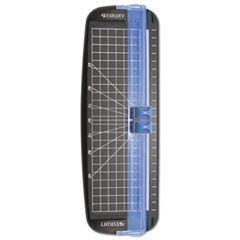Westcott® Multi-Purpose Personal Trimmer, 10 Sheets, Plastic, 6.38 x 12