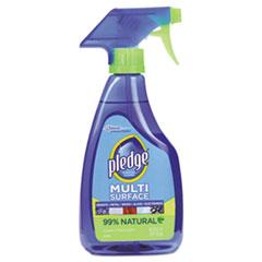 Pledge® Multi-Surface Cleaner, Clean Citrus Scent, 16oz Trigger Bottle