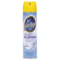 Pledge® Dust and Allergen, Outdoor Fresh, 9.7oz CFC-Free Aerosol, 12/Carton