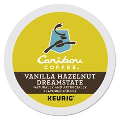 Caribou Coffee® Vanilla Hazelnut K-Cups, Mild Roast, 24/Box