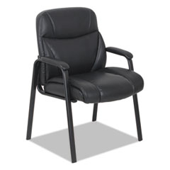 Alera® Leather Guest Chair Thumbnail